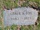 Grace M <I>Kline</I> Fox