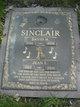 Profile photo:  Jean Irene <I>Huntley</I> Sinclair