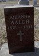 Johanna Walch