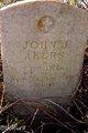 Profile photo: Pvt John Jeter Akers