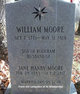 Maj William Moore