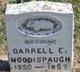 Profile photo:  Darrell E. Moodispaugh