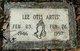 Lee Otis Artis