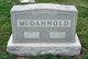 "Gertrude Frances ""Gertie"" <I>Heim</I> McDannold"