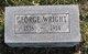 George Johnson Wright