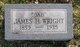 James Harvey Wright, Sr
