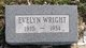 Evelyn Wright