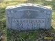 "Profile photo:  J. W. ""Dub"" Burden"