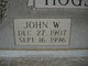 John William Hogsett