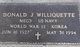Donald J Williquette