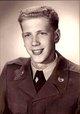 "Profile photo:  Carl Maurice ""Bud"" Lundquist, Jr"