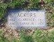 Clarence B Ackors
