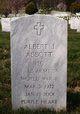 Profile photo: PFC Albert J Abbott