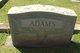 Profile photo:  Annie Adams