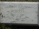 """John Ervin """"Ervin"""" Roberts"""