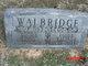 Profile photo:  Ella Harriet <I>Long</I> Walbridge