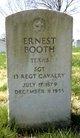 """Ernest """" """" <I> </I> Booth"""