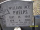 William Ace Phelps