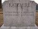 "Harriet M ""Hattie"" <I>York</I> Katzmire"