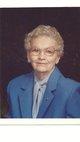 Profile photo:  Irene Grace <I>Justice</I> Barker