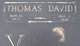 Thomas David Gray
