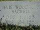Profile photo:  Evie <I>Woodruff</I> Bagwell