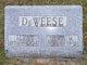 Profile photo:  Alice <I>Johnson</I> DeWeese