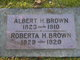 Albert Holmes Brown