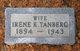 Irene Kathryn <I>Stochl</I> Tanberg
