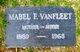 Profile photo:  Mabel Florence <I>Ash</I> Van Fleet