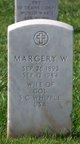 Margery <I>White</I> Whipple