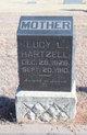 Lucy L. <I>Hudson</I> Hartzell
