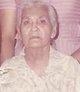"Profile photo:  Francisca ""Mama Panchita"" <I>Gonzalez</I> Calzada"