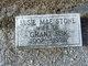 Susie Mae <I>Stone</I> Sisk