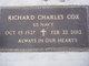 Richard Charles Cox