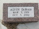 Alvin Gene DeBoer