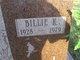 Billie K. Byrd