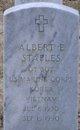 Profile photo:  Albert E Staples