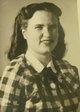 Profile photo:  Edna Marie <I>Blocker</I> Burroughs