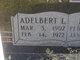 Profile photo:  Adelbert L. Albright