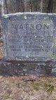 Lydia <I>Fellows</I> Watson