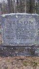 Lydia <I>Nichols</I> Watson
