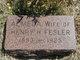 Almeda <I>Winchell</I> Fesler