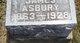 James Asbury