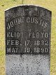 Profile photo:  John Custis Eliot Floyd