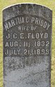 Profile photo:  Martha Caroline <I>Priddy</I> Floyd