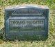 Profile photo:  Thomas Henry Gates