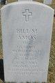 Sgt Bill M Amos