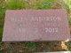 Helen <I>Clifton</I> Anderson