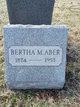Bertha M. <I>Flammer</I> Aber